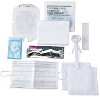 1137817 PT# 69189 Wound Deluxe w/ Biopatch Dressing/ Tegaderm Ea Made by Medical Action Industries