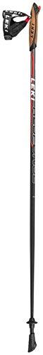 LEKI Response Länge 115 cm schwarz-neonrot