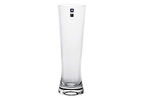 Leonardo 049496 Weizenbierglas/Bierglas - Bionda Bar - 500 ml - 1 Stück