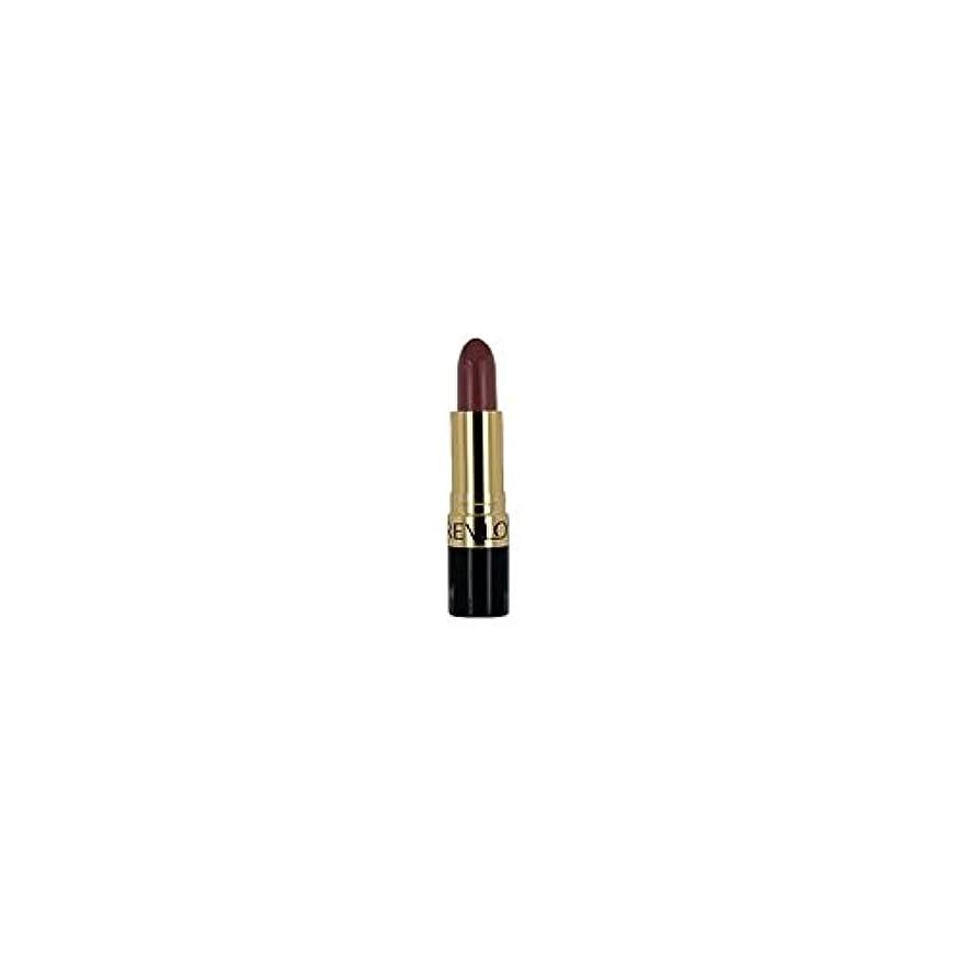 スリップフィラデルフィア不完全なRevlon Super Lustrous Lipstick Mink 671 (Pack of 6) - レブロンスーパー光沢のある口紅ミンク671 x6 [並行輸入品]