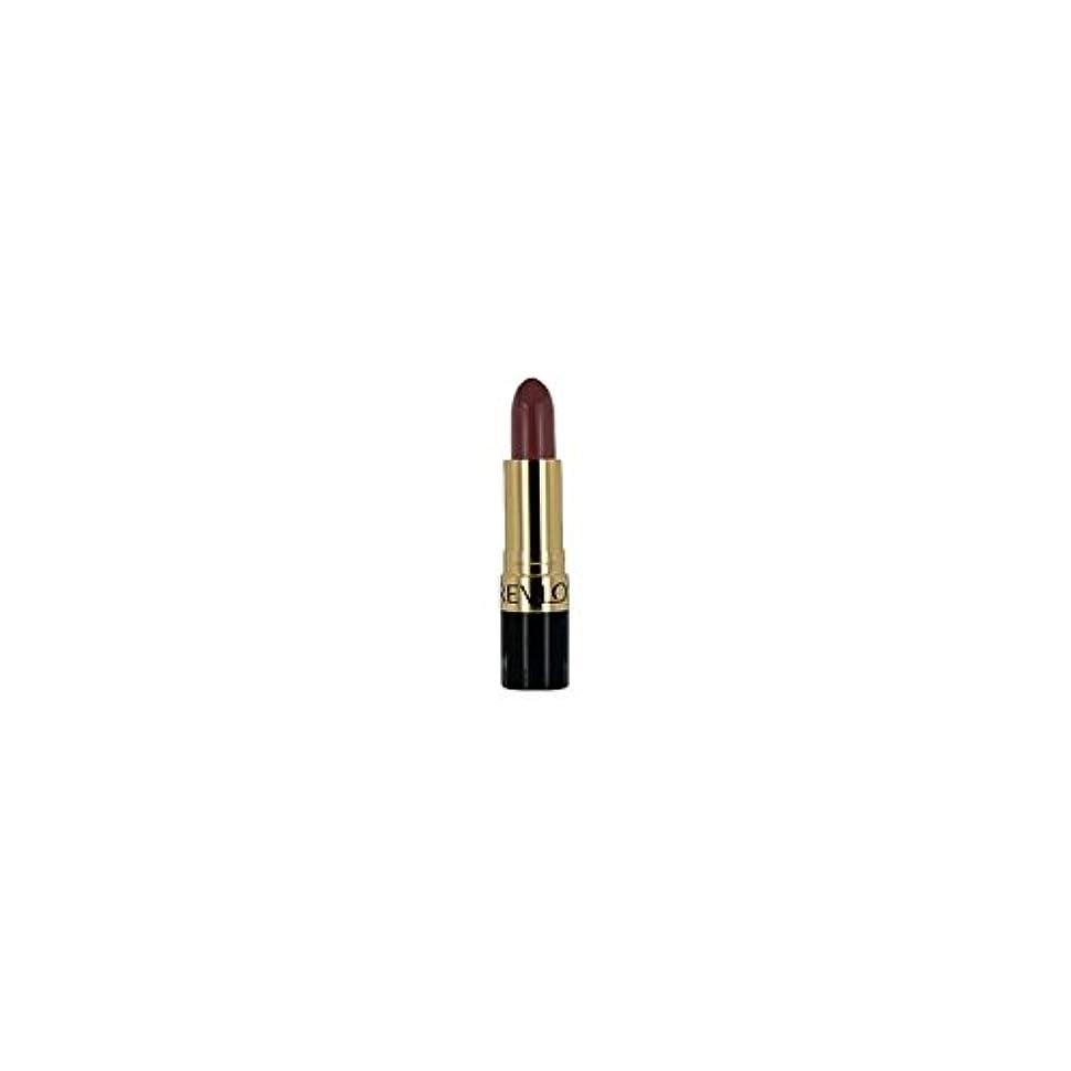 限られた名誉弓Revlon Super Lustrous Lipstick Mink 671 - レブロンスーパー光沢のある口紅ミンク671 [並行輸入品]