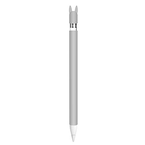 Rabbit Ear Anti-Scroll Silicone Protective Case Nib Cover for Pencil 1st Utility to Use