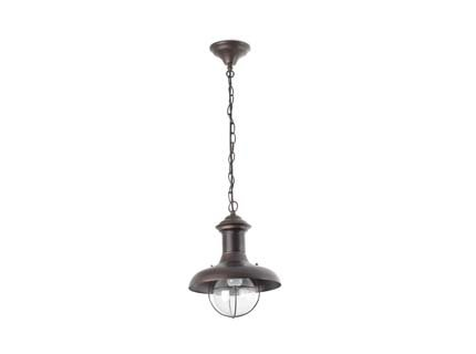 FARO BARCELONA 71142 Estoril-P Lampe Suspension Rouille