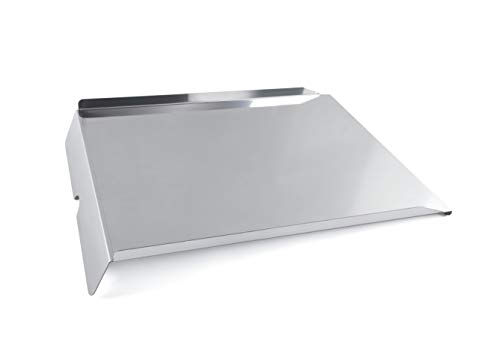 Broilmann Drip Pan Heat Baffle Replacement for Traeger Pellet Smoker Grill, BAC-012