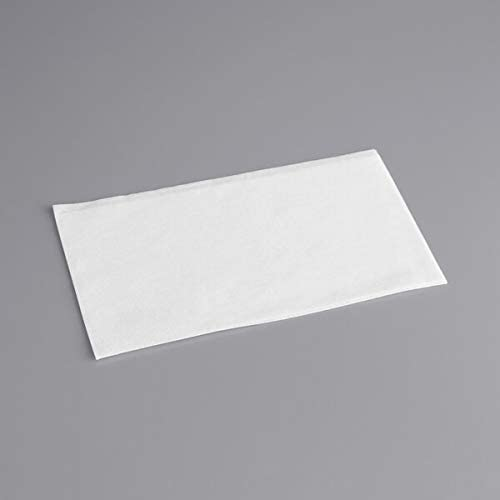 13 5 x 24 Paper White Pack of 100 tekbotic Sport Towel Wipers for Gyms Golf Health Clubs Disposable product image