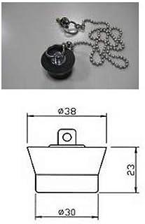タカラスタンダード Takara-standard [10196005] ゴム栓【フロFHシスイセンクサリツキL】 浴室>排水部品>浴槽排水部品