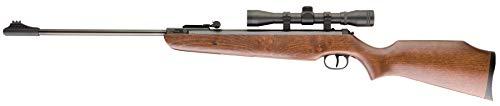 Ruger Air Hawk Break Barrel .177 Caliber Pellet Gun Air Rifle with 4x32mm Scope, 490 fps