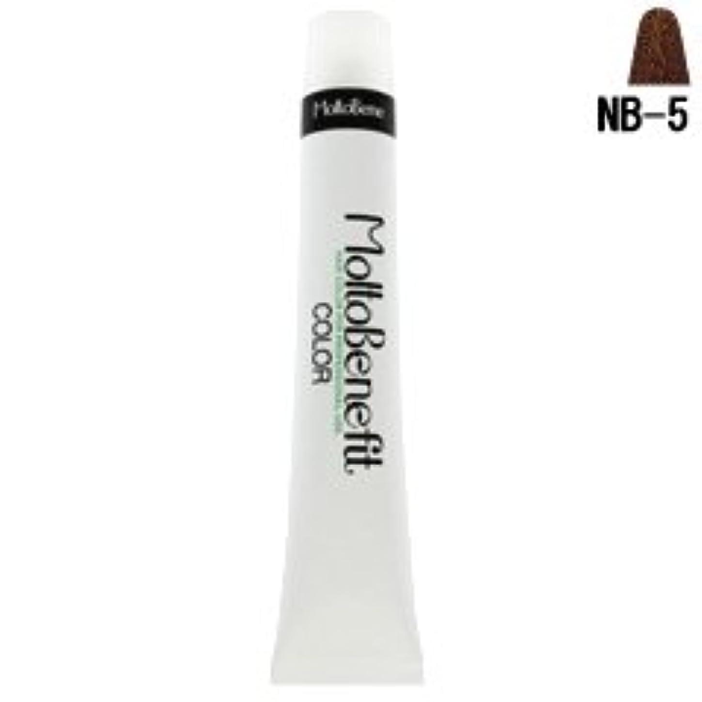 王子ヒープ合法【モルトベーネ】フィットカラー グレイナチュラルカラー NB-5 ナチュラルブラウン 60g