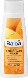 Balea Sanfte Reinigungsmilch, 1 x 200 ml