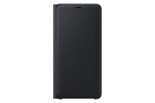 Samsung EF-WA750 Wallet Cover für Galaxy A7 (2018) Schwarz