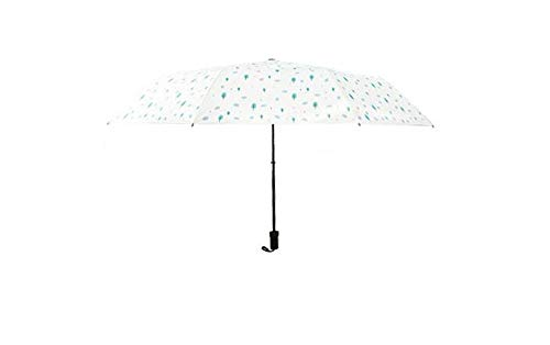 Regenschirm automatische Göttin klar Werbe Regenschirm Sonnenschutz Sonnenschutz