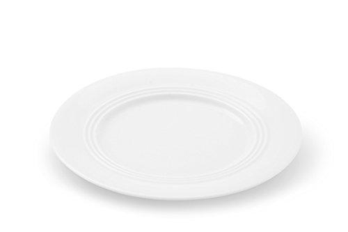 Jeverland Weiß Untertasse 3, 14cm Ø
