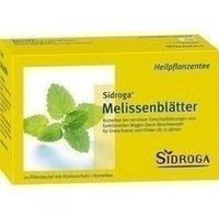 Sidroga Melissenblättertee – 20 Filterbeutel