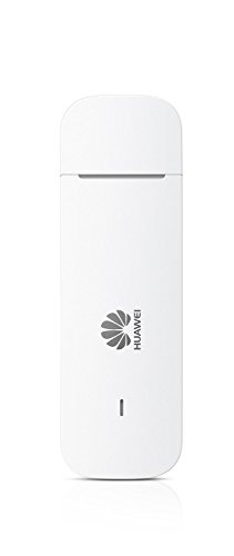 Huawei E3372 - USB Network Adapter (150 Mbps, 4G LTE), White