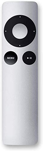 Replaced New Apple TV Remote Control Compatible with Apple TV Players tv 1 2 3 A1427 A1469 A1378 A1294 MD199LL/A MC572LL/A MC377LL/A MM4T2AM/A MM4T2ZM/A Mac Music System