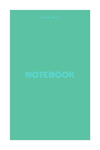 Notebook for To-do List / Paperback Notebook / 200 Lined Pages -To-do List / 6' x 9' / Black Ink & White paper, Soft premium matte cover and Green color. (English Edition)
