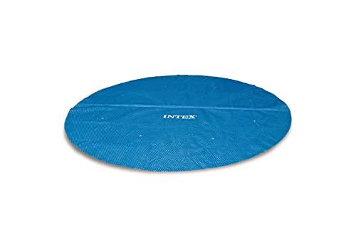 Intex Cubierta de piscina solar para piscinas con estructura de 10 pies o Easy Set # 29021