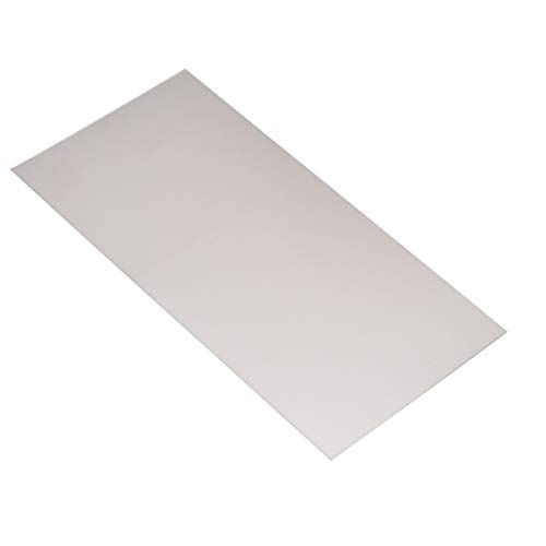 MXBAOHENG 1pc Pure Nickel Plate Sheet Foil 0.3mm x 100 x 200mm Industry Tools Temperature Resistance