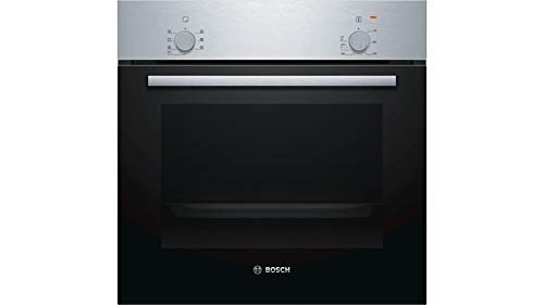 Bosch 66 L Built-In Oven 3D Hotair for Optimal Distribution of Heat (Black)