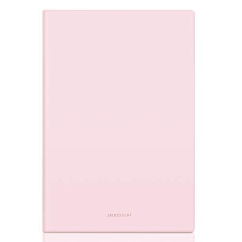 HSJ WDX- Libreta A5 (143 * 210 mm) 96 Piezas de Dulces de Color Simples actas de Las reuniones, artículos de Oficina for Estudiantes grabación (Color : Pink)