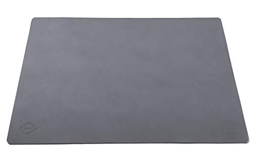 Supmat XL, Super Versatile Extra Large and Thick Silicone Mat, Counter Mat (1, Dark Gray)