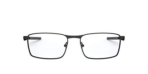 Oakley 0OX3227 Monturas de Gafas, Polished Black, 53 para Hombre