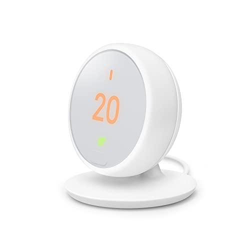 Google Nest Thermostat E Bianco, Risparmiare Energia è Facile