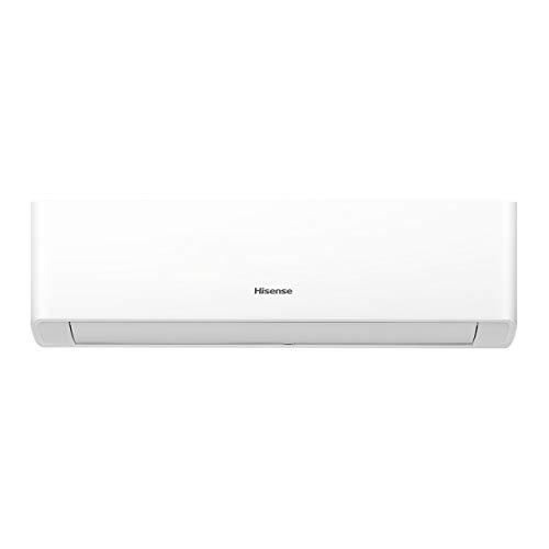 Hisense 1.0 Ton 3 Star Wi-Fi Inverter Split AC (Copper, AS-12TW4RYRKA01B, White)
