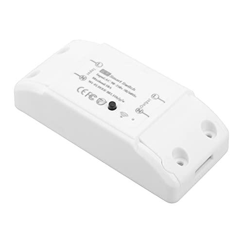 Módulo de interruptor de autobloqueo, interruptor de relé WIFI ABS para renovación de lámparas