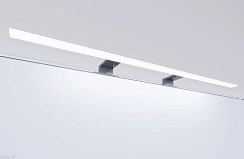 Aplique de Baño Led para espejo de Aluminio 80 cm 15w 1440 Lm - 4000ºk luz Neutra