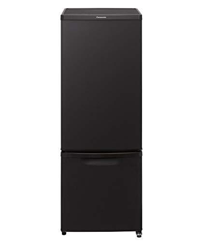 パナソニック 冷蔵庫 2ドア 168L マットビターブラウン NR-B17CW-T
