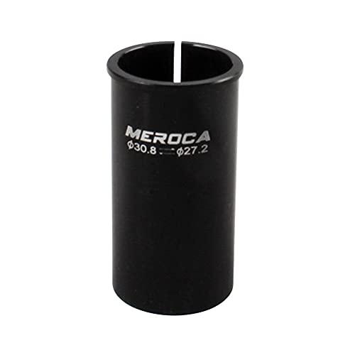Newgoal Tubo Adaptador para tija de sillín de Bicicleta de aleación de Aluminio, 27,2 mm - 28,6/30,4/30,8/31,6/33,9 mm (28,6 mm)