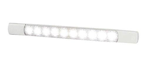 HELLA 2JA 980 879-111 Éclairage intérieur - LED - 24V - LED - Montage en saillie - Couleur LED: blanc