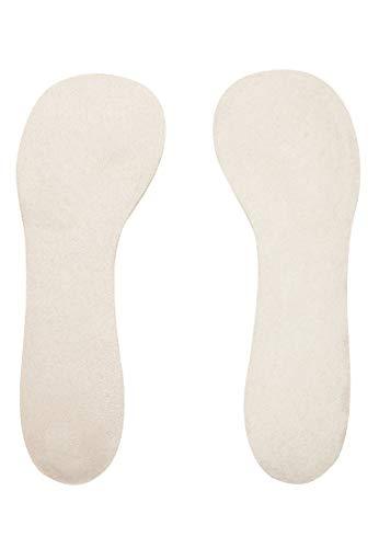 Bergal Easy Tec - Samtiges Gel-Fußbett für optimale Polsterung in hohen Schuhen (38-39)
