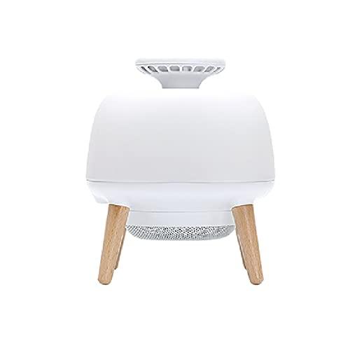Gmjay Bug Zapper Lámpara de Mosquitos Trampa de Insectos para Interiores Mosquito Killer Diseño de Trampa Física