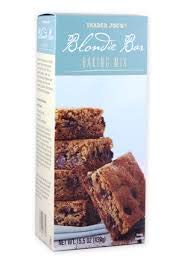 Trader Joe's Free shipping anywhere in the nation Blondie Bar Baking Mix oz 15.5 of Topics on TV 2 Pack