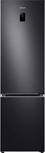 Samsung RL38T776CB1, EG Kühl, Gefrierkombination , 203 cm Höhe, 390 L , Premium Black Steel , No Frost + Space Max