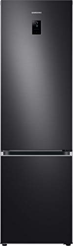 Samsung RL38T776CB1/EG Kühl-/Gefrierkombination / 203 cm Höhe / A+++ / 385 L / Premium Black Steel / No Frost+ / Space Max