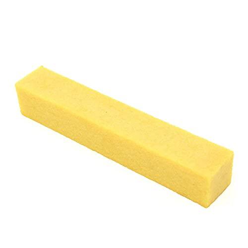 JIJK Palillo de limpieza abrasivo para bandas de lijado y discos de goma herramienta de limpieza para monopatín, papel de lija, cinta rugosa y discos de lijado, 7.8 x 1.5 x 1.5 pulgadas