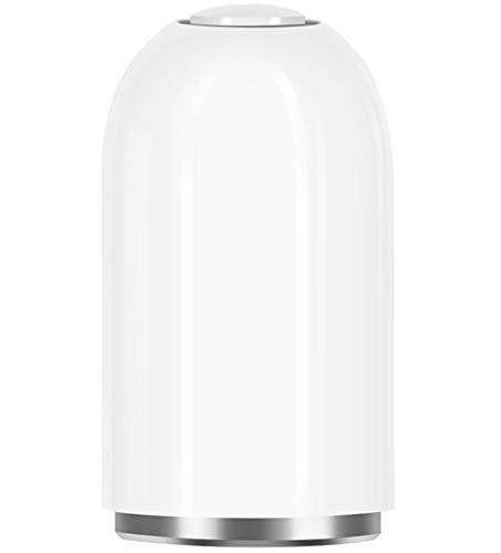 innoGadgets Ersatzkappe & Halterung kompatibel mit Apple Pencil | Magnetische Lightning Schutzkappe mit Sicherung aus Silikon | Original Ersatzteil und Zubehör | Weiß