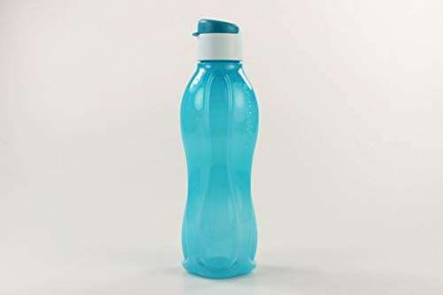 Tupperware Eco to Go 33772 - Botella ecológica (750 ml), Color Azul Turquesa