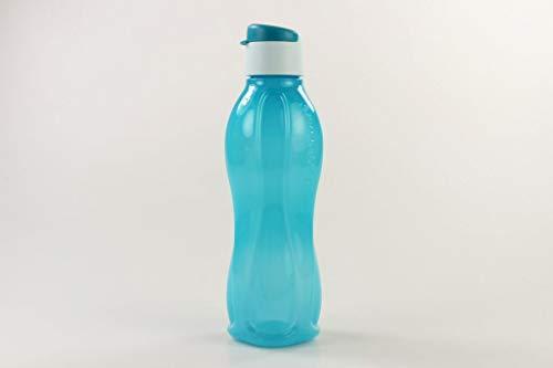Tupperware Eco to Go 750 ml blau türkis Trinkflasche Ökoflasche EcoEasy 33772