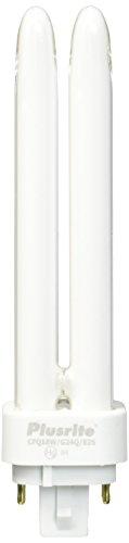 Plusrite 4031 - PL18W/2U/4P/835 Double Tube 4 Pin Base Compact Fluorescent Light Bulb