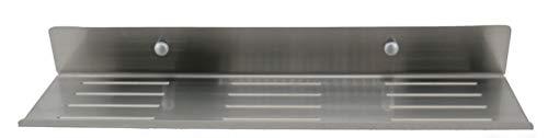 NX®Doucheplank, zelfklevend, badplank, zonder boren, wandplank, badkamer, douchemand roestvrij staal