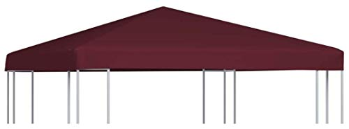 ZHENG Gazebo Plegable Carpas Plegables Party Tent Camping Event Gazebo Top Cover 3x3 M