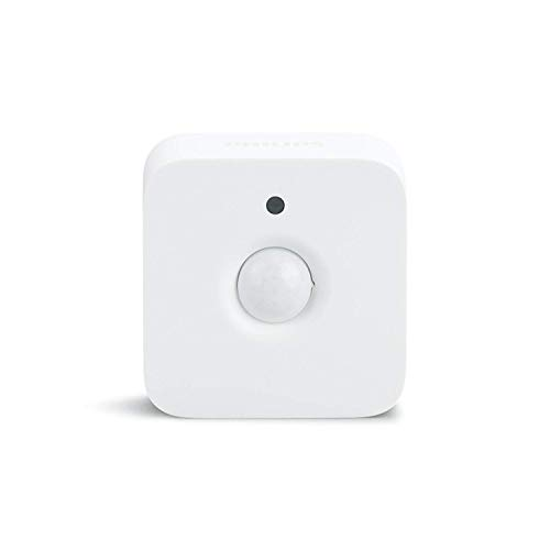 Philips Hue - Sensor de movimiento controlable vía WiFi, compatible con Amazon Alexa, Apple HomeKit y Google Assistant