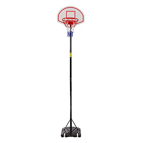 Basketballkorb Basketballständer Basketballring Basketball ausziehbar bis 305 cm