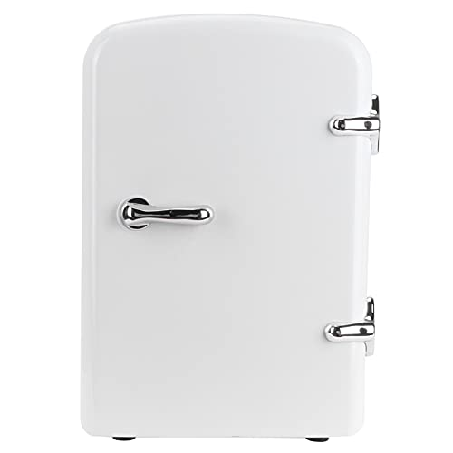 Faceuer Refrigerador para automóvil, refrigerador de Doble Uso, pequeño congelador semiconductor para el hogar para el automóvil