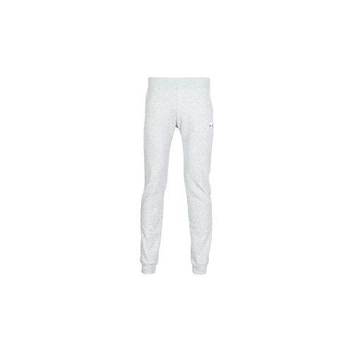 Le Coq Sportif ESS Pant Slim N°1 M Gris Chiné Clair - Pantalón Hombre