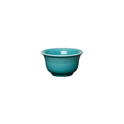 Bouillon Cup Condiment Server Color: Turquoise